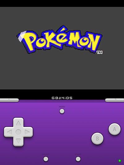 como transferir juegos al emulador gba4ios gameboy ios