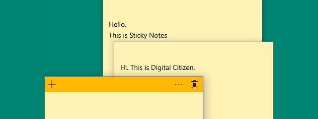 como utilizar la aplicacion memo sticky notes en windows 10 android y iphone