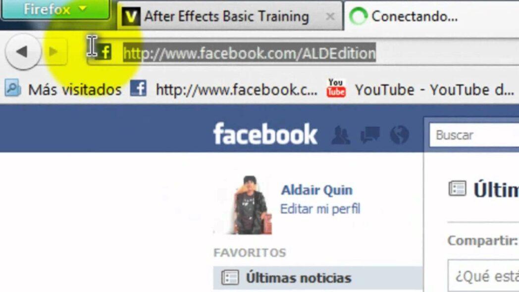 como ver todas las publicaciones de facebook en una pagina