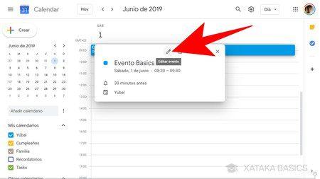 comparte tu calendario de google con otros