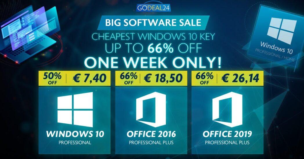 compra licencia windows 10 pro y home por unos euros