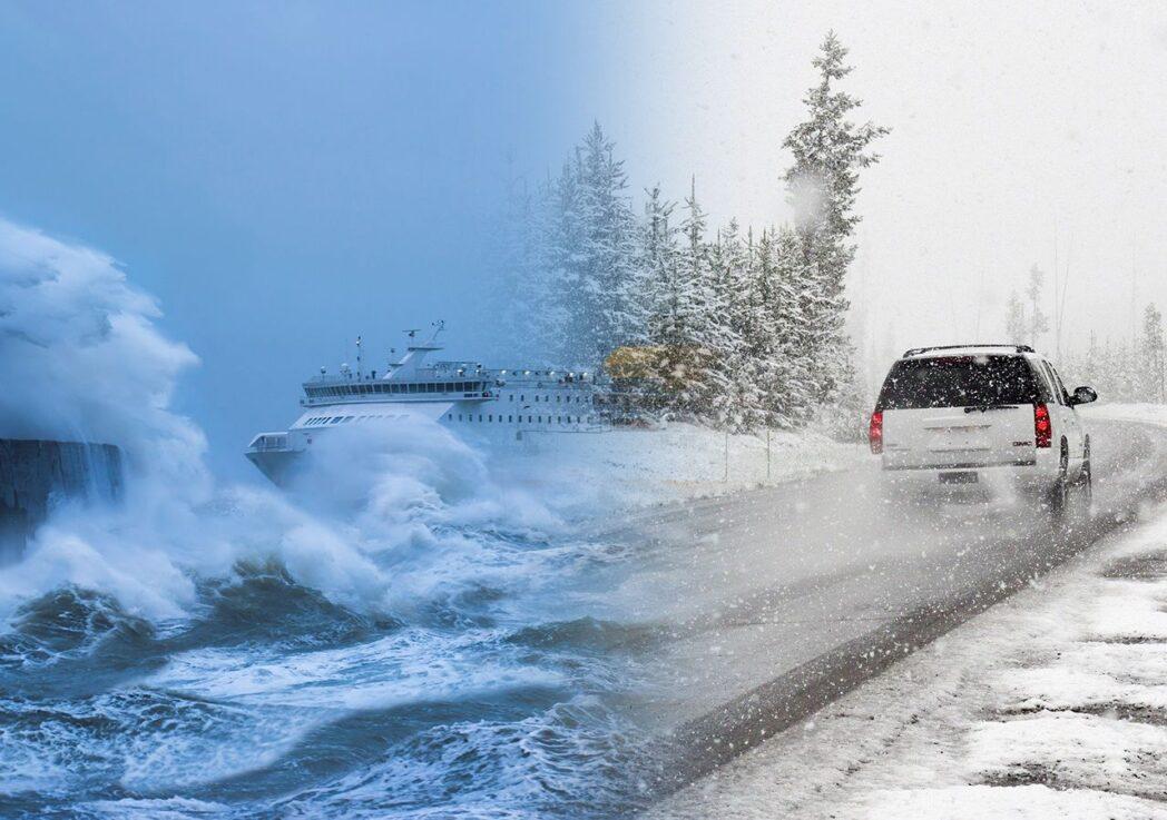 consulta la intensidad del viento las olas la nieve y la lluvia en tiempo real