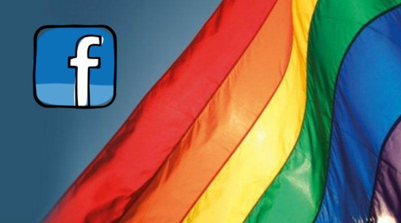 convierta su foto de perfil de facebook a colores del arco iris