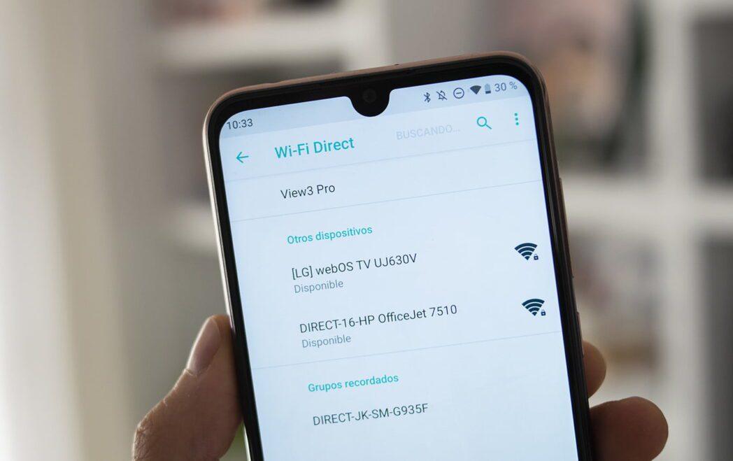 copie fotos desde el telefono inteligente a la pc a traves de wi fi con windows 10