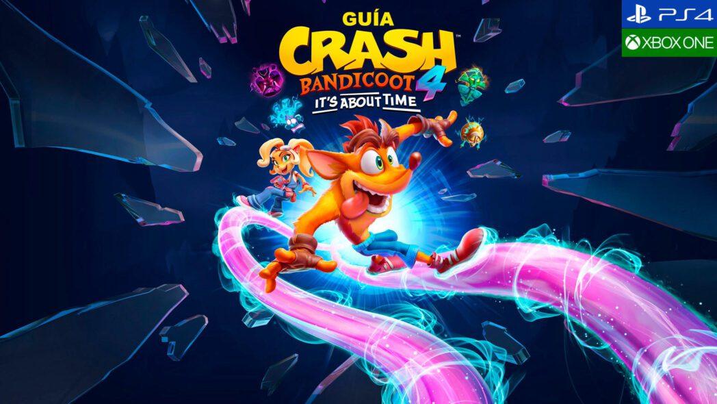 crash bandicoot 4 es hora consejos y trucos para empezar a jugar