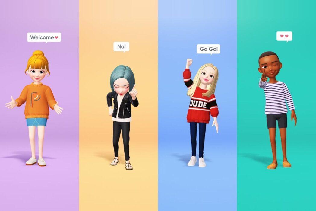 crea animoji en android y iphone con zepeto avatar social animado