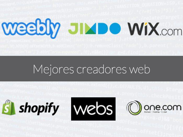 cree sitios web gratuitos con software de creacion de sitios web en linea