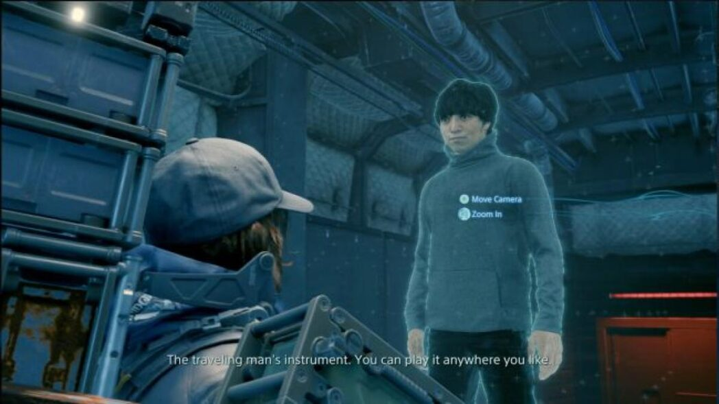 death stranding donde encontrar todos los cameos del juego