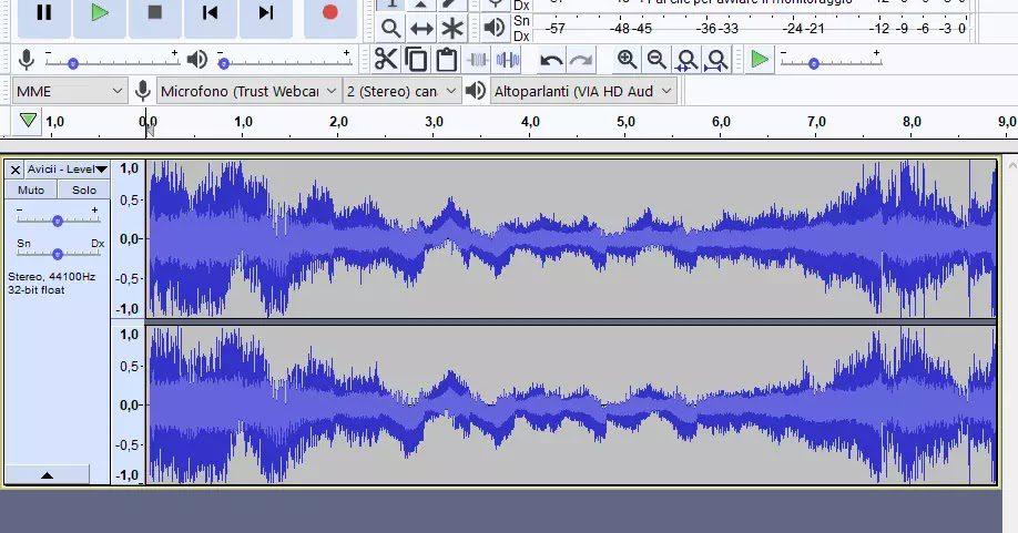 descarga audacity gratis en ingles el mejor editor de audio mp3