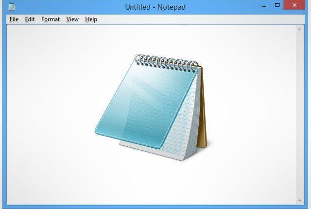 descargue el bloc de notas como una aplicacion de windows 10 con nuevas funciones