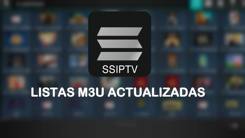 descargue listas de iptv para verlas en smart tv android box chromecast etc