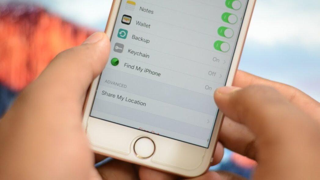 deshabilitar un telefono robado android y iphone