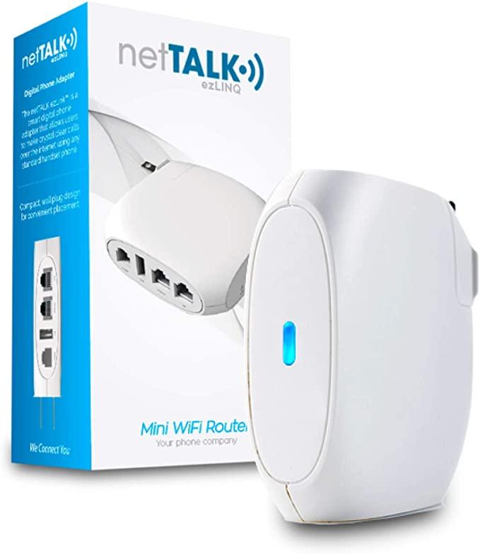 el mejor enrutador de modem voip con bloqueo y filtrado de llamadas habilitados