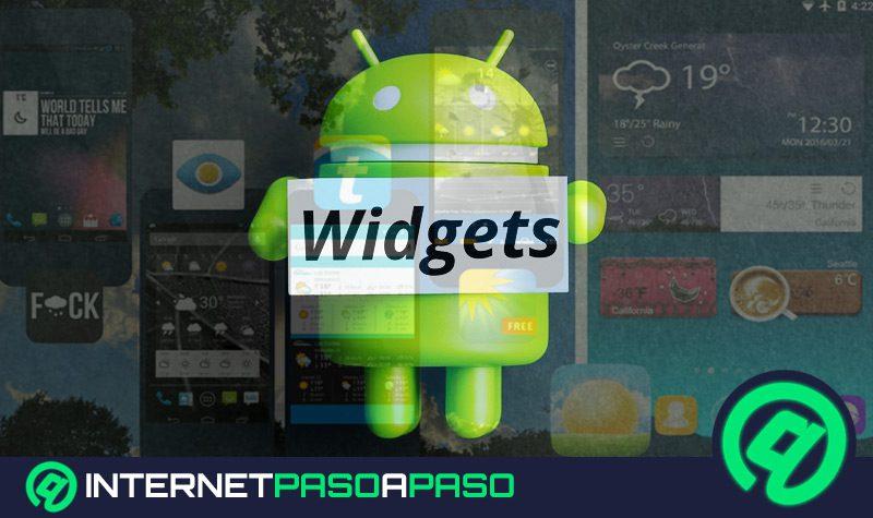 el widget mas util para smartphones android para empezar el dia