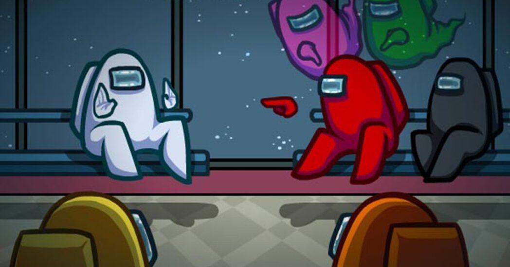 encuentra un impostor o juega un asesino en among us investigation para android y iphone