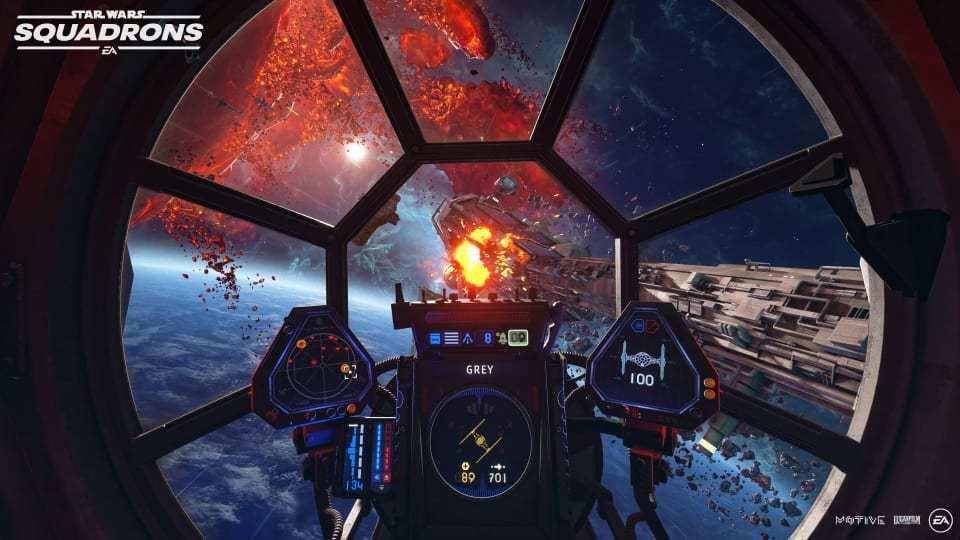 escuadrones de star wars aqui hay una lista de trofeos