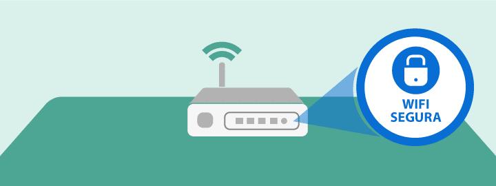 evite la entrada segura a wi fi para acceder a internet