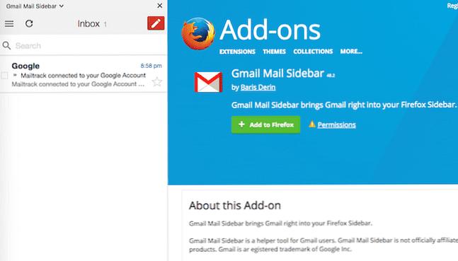 extensiones para usar mejor gmail en