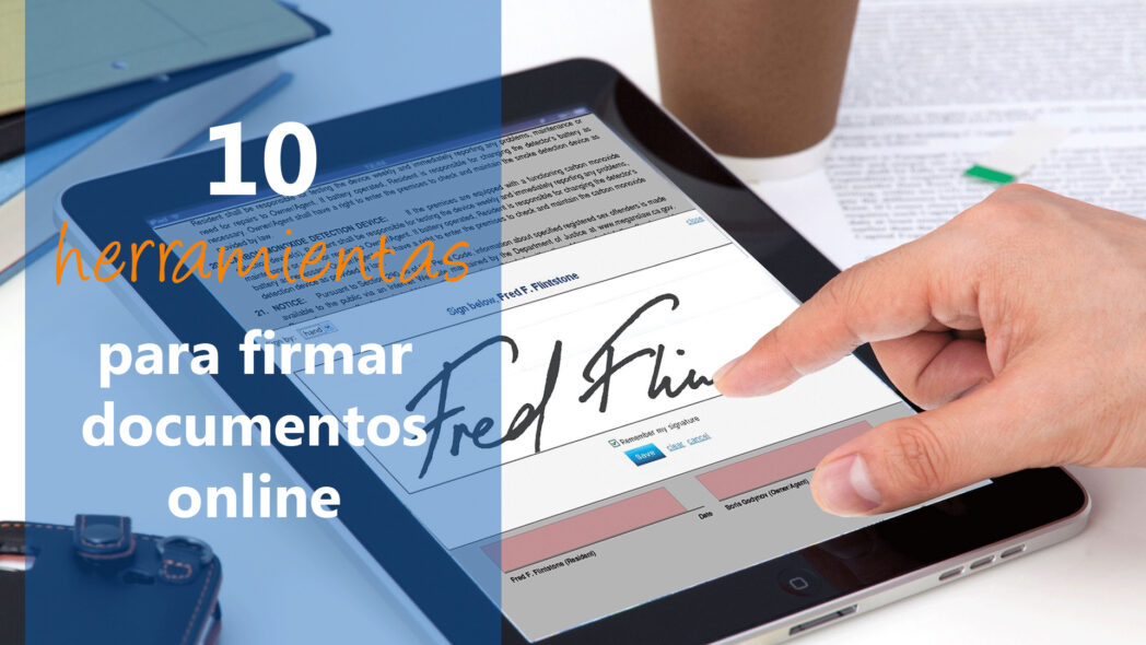firma digital electronica manuscrita de documentos y contratos en pc y telefonos moviles