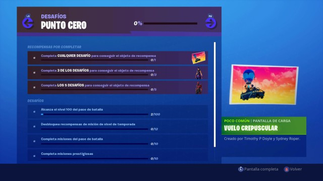 fortnite guia de tareas para destruir y capturar temporada