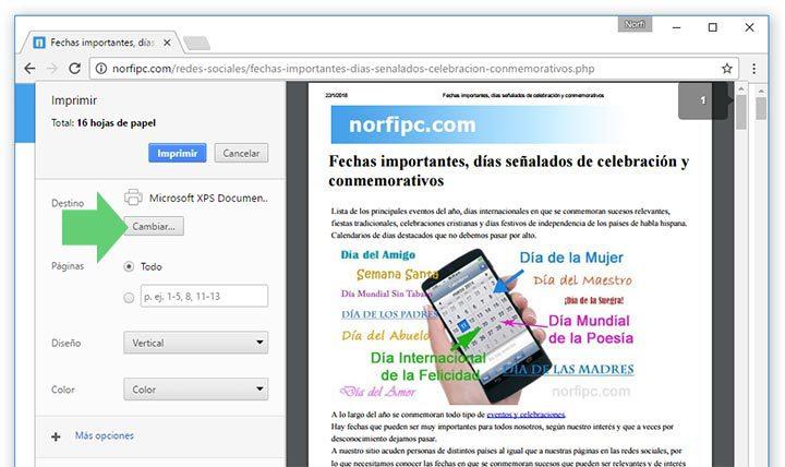 guardar paginas web y sitios en pdf