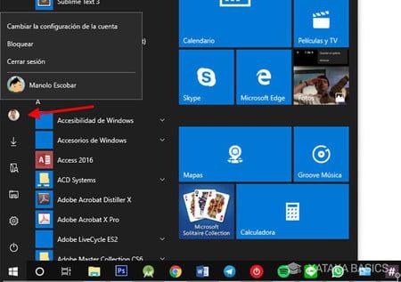 guarde y mueva el perfil de usuario de windows a otra computadora