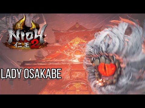 guia de nioh boss 2 como derrotar a lady osakabe