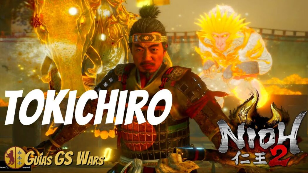 guia de nioh boss 2 como derrotar a tokichira