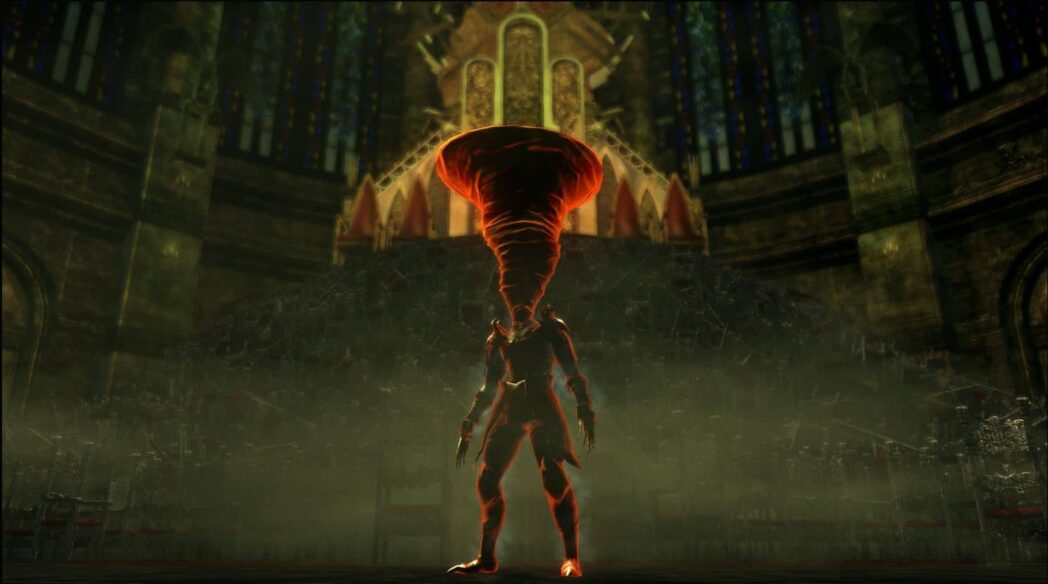guia del jefe de demons souls como derrotar al viejo monje