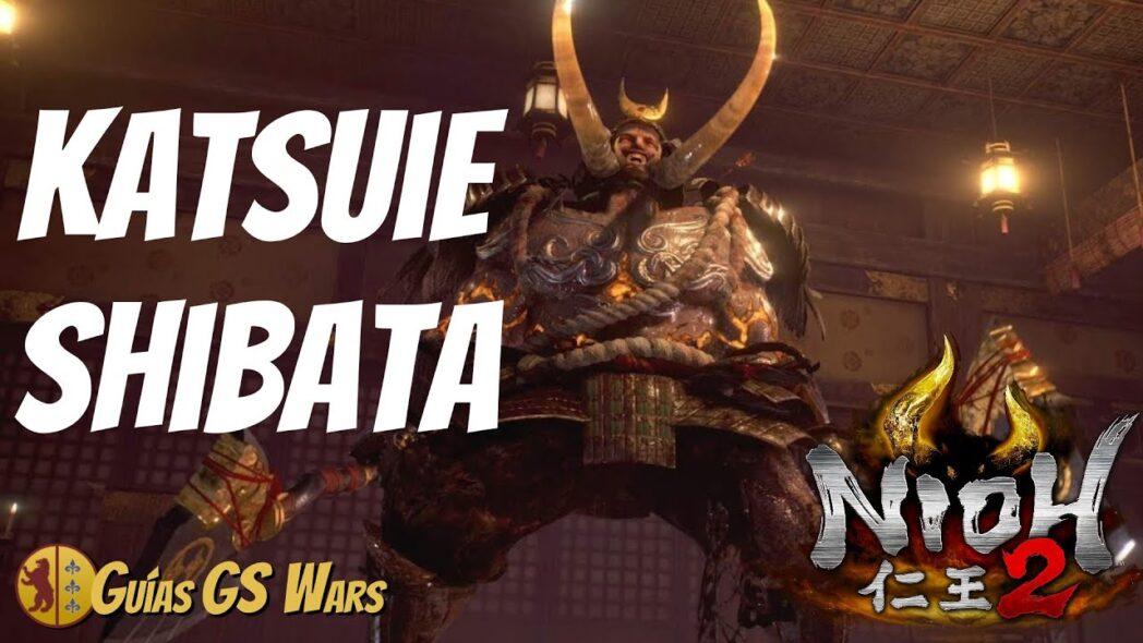 guia nioh boss 2 como derrotar a shibata katsui