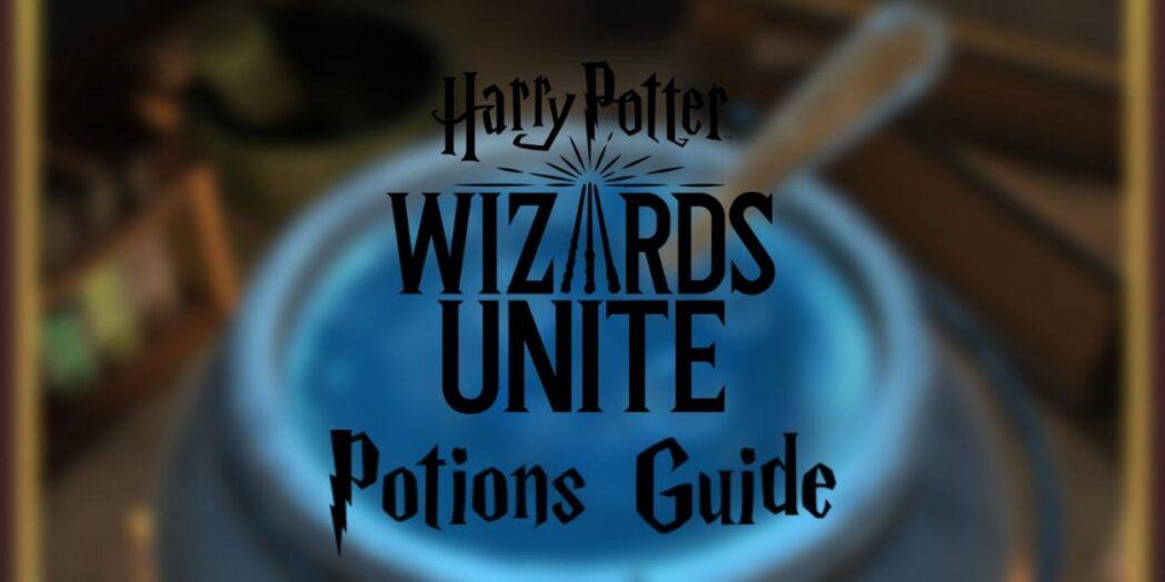 harry potter master unite guia de pociones