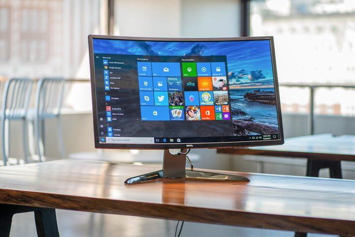 hasta donde puede ver television o monitor segun el tamano de la pantalla