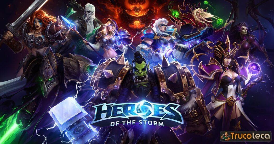 heroes of the storm una guia para el campo de batalla guia