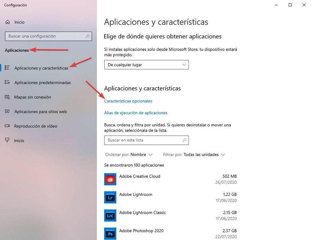 instalar ssh en windows 10