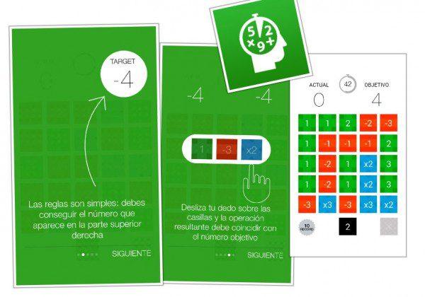 juegos de matematicas y numeros para android y iphone