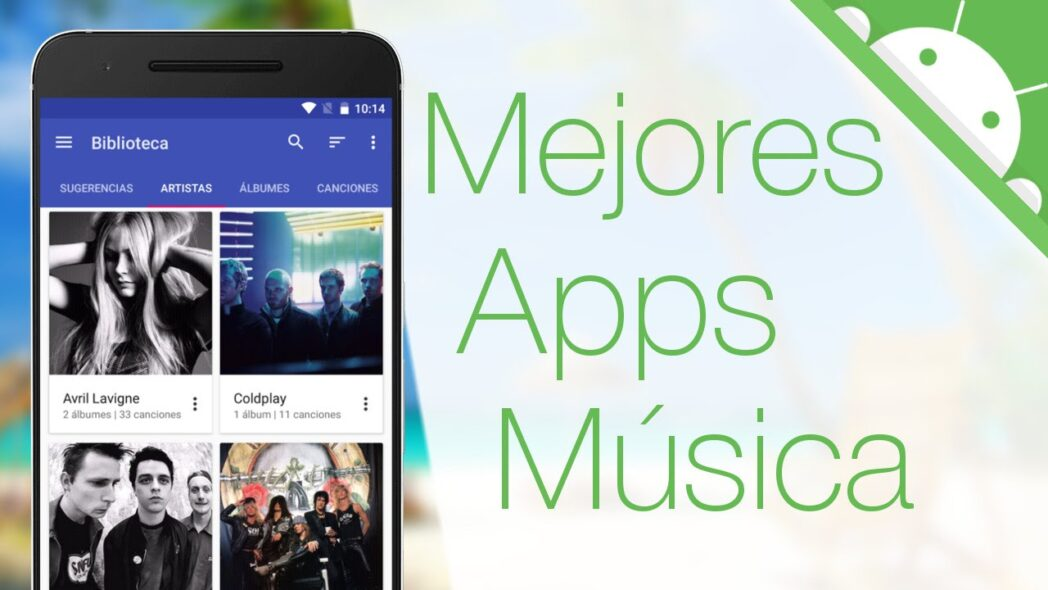 la mejor aplicacion para escuchar musica para android