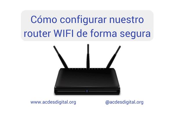 la mejor seguridad de wi fi configuracion del enrutador