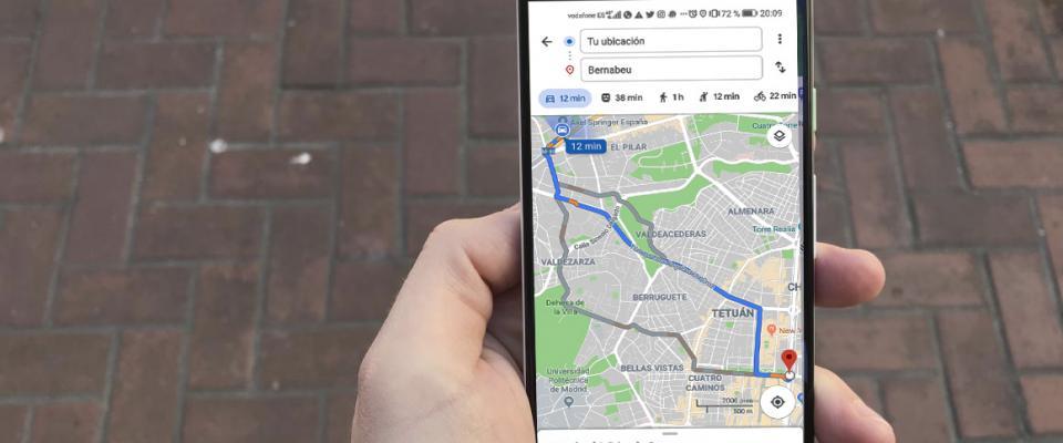 las 20 funciones mas utiles y ocultas de google maps