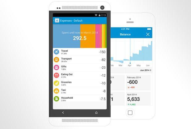 las mejores aplicaciones de administracion de dinero y dinero personal android y iphone
