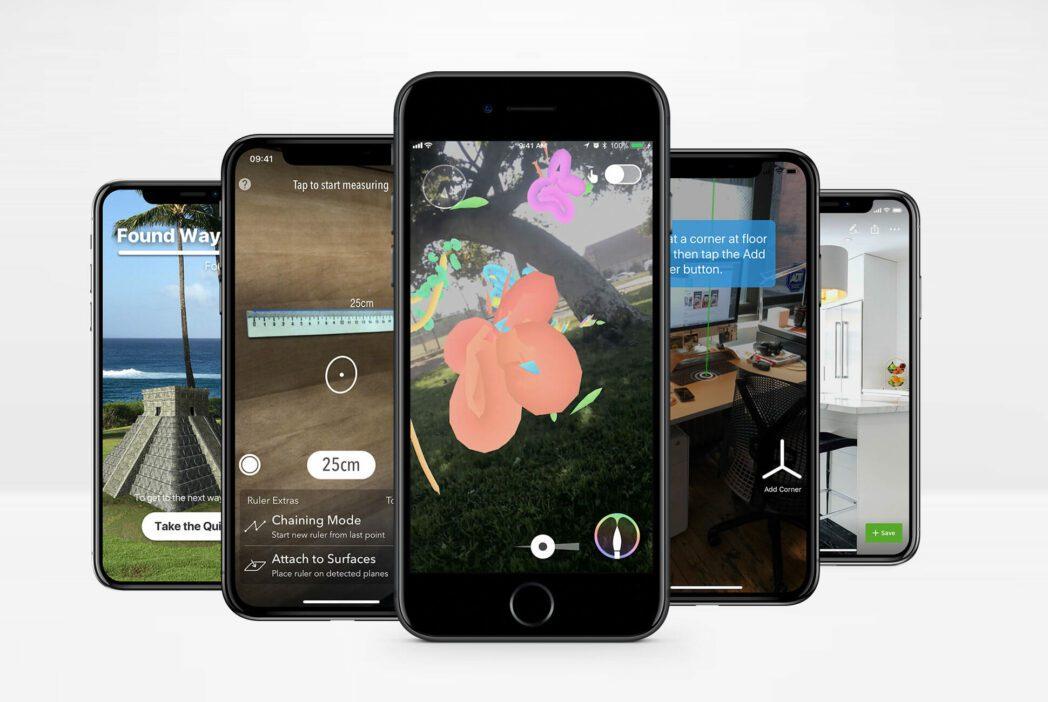 las mejores aplicaciones de ra para iphone