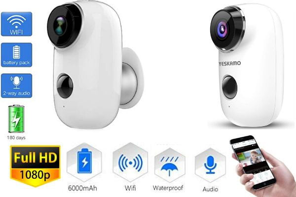 las mejores camaras ip inalambricas para videovigilancia continua
