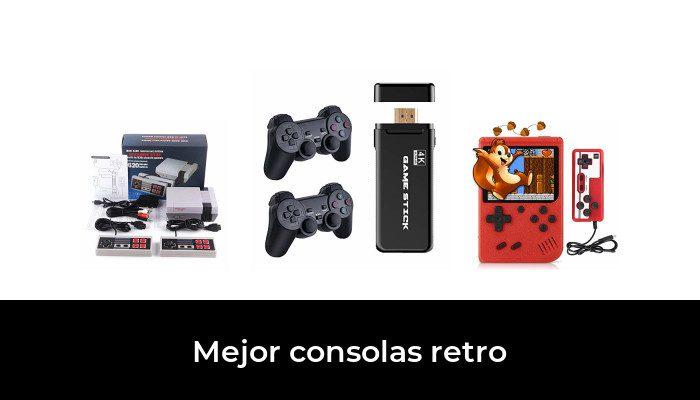 las mejores consolas para juegos retro febrero 2021