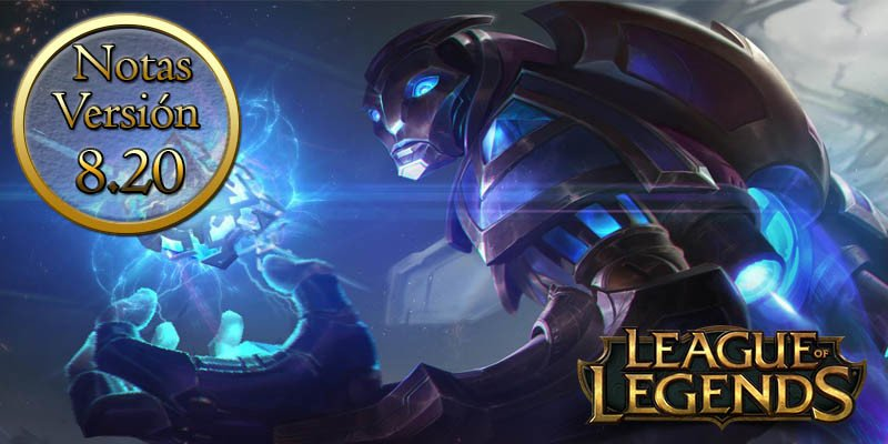 league of legends una actualizacion de ezreal esta disponible en el parche 8 20