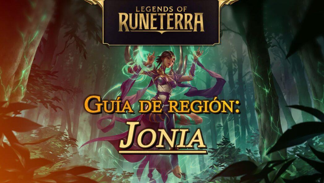 legends of runetera una guia de los mejores campeones de jonia