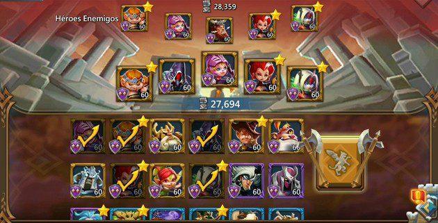 lords mobile consejos y trucos para ganar batallas