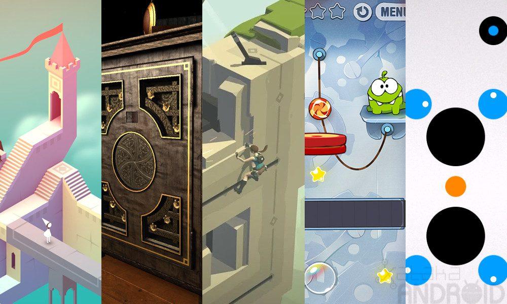 los mejores juegos de rompecabezas de historia y aventuras para android y iphone gratis