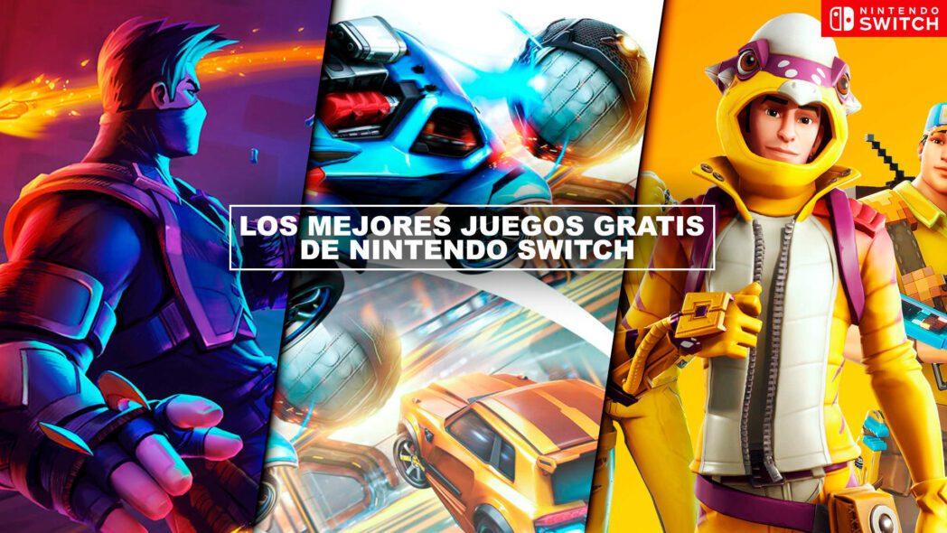 los mejores juegos gratuitos y juegos gratuitos para nintendo switch febrero 2021