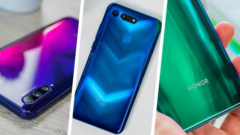 los mejores telefonos inteligentes huawei y honor para comprar hoy