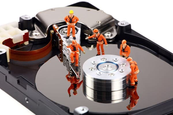 mantenimiento del disco duro causas de fallos del disco tratamiento y prevencion