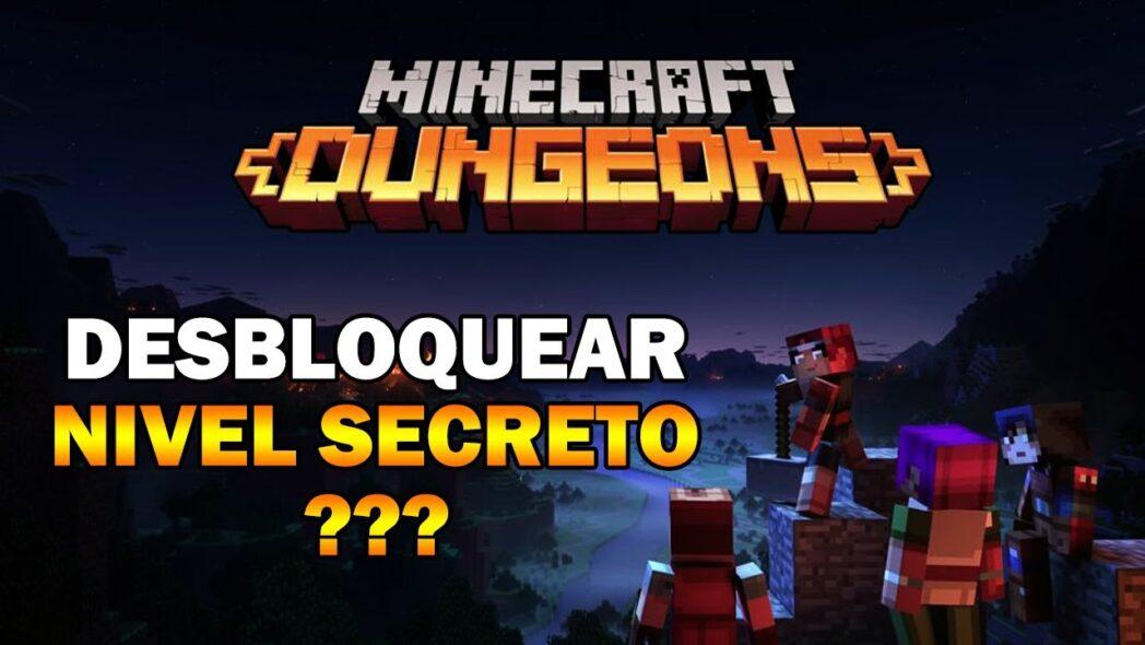 minecraft dungeons nuestra guia para desbloquear todos los niveles secretos
